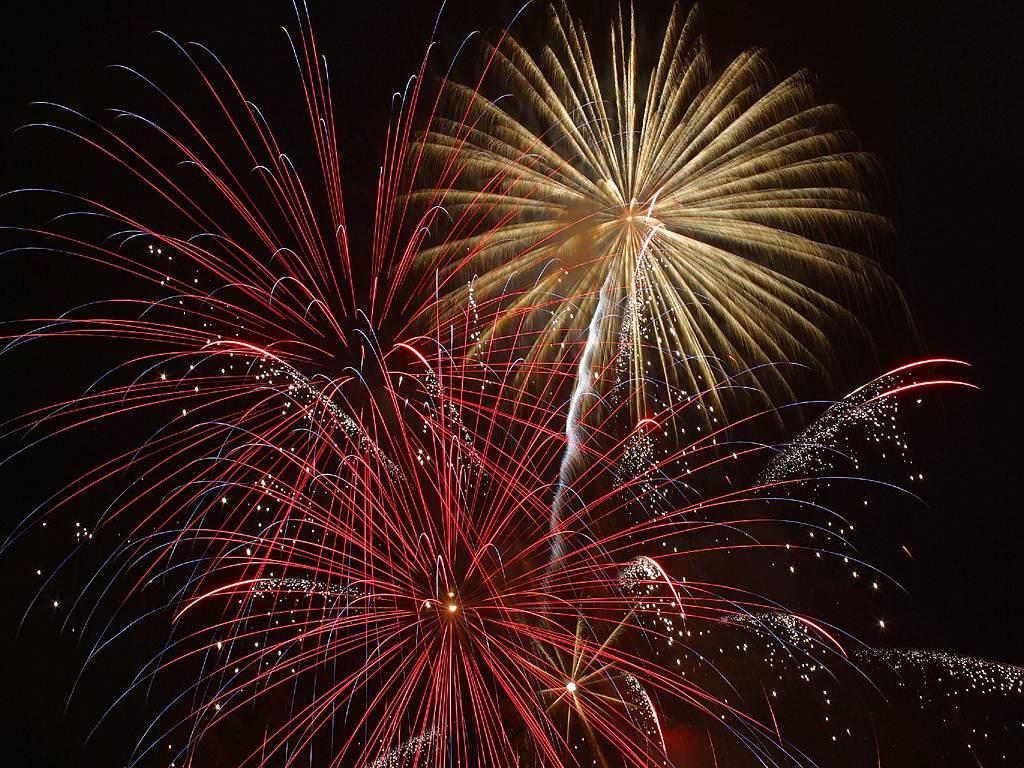 Ascona Feuerwerk 2018