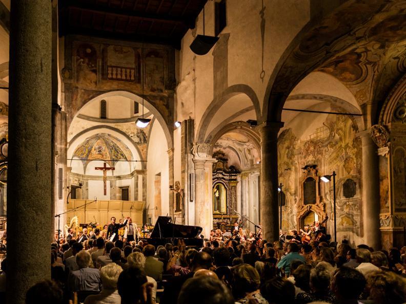 73th Settimane Musicali Ascona 2018